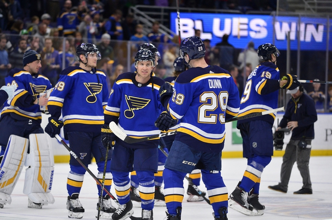 Edmonton Oilers vs. St. Louis Blues - 11/6/19 NHL Pick, Odds, and Prediction