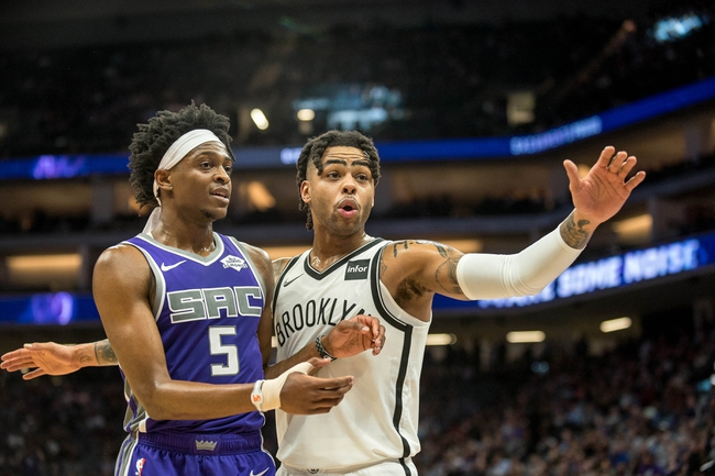 Brooklyn Nets vs. Sacramento Kings - 11/22/19 NBA Pick, Odds, and Prediction