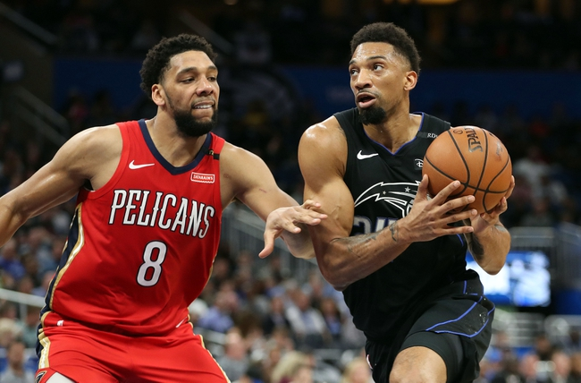 New Orleans Pelicans vs. Orlando Magic - 12/15/19 NBA Pick, Odds, and Prediction
