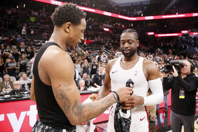 Miami Heat vs. San Antonio Spurs - 10/8/19 NBA Pick, Odds, and Prediction