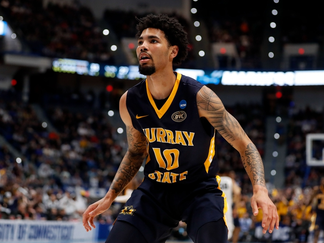 Southern Illinois-Edwardsville vs. Murray State - 2/22/20 College Basketball Pick, Odds, and Prediction