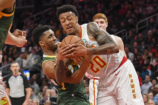 Atlanta Hawks vs. Utah Jazz - 12/19/19 NBA Pick, Odds & Prediction