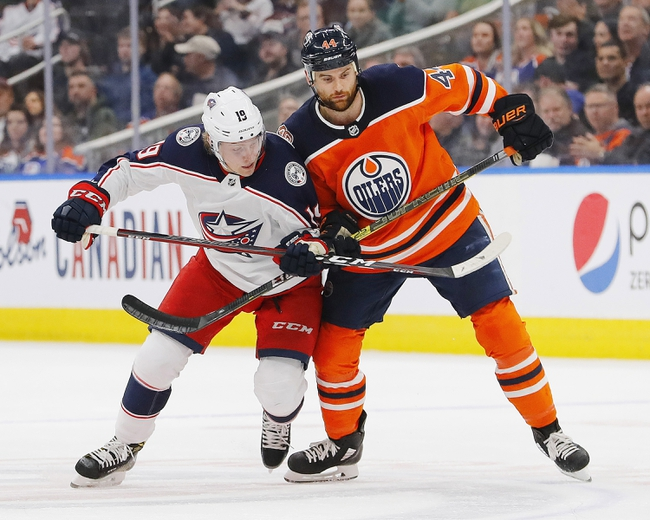 Edmonton Oilers vs. Columbus Blue Jackets - 3/7/20 NHL Pick, Odds, and Prediction