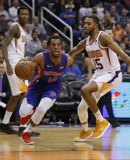 Detroit Pistons vs. Phoenix Suns - 2/5/20 NBA Pick, Odds & Prediction