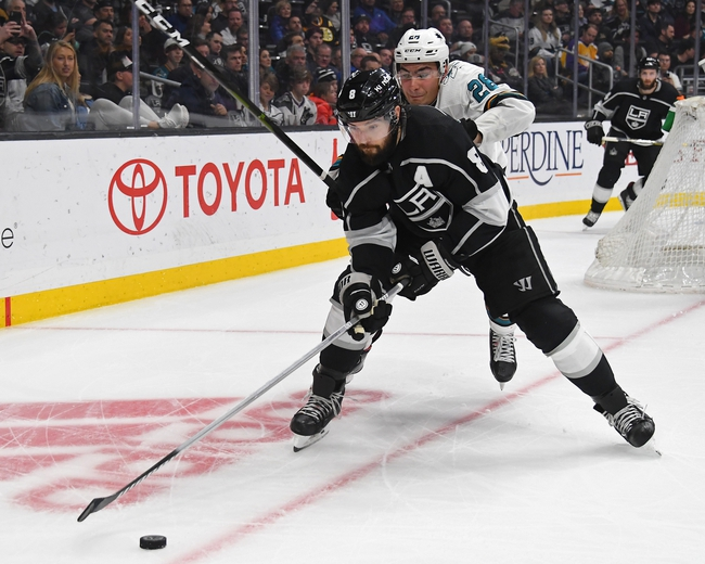 Los Angeles Kings vs. San Jose Sharks - 11/25/19 NHL Pick, Odds, and Prediction