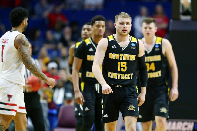 Cleveland State vs. Northern Kentucky - 2/20/20 College Basketball Pick, Odds, and Prediction