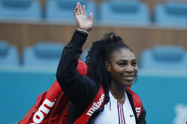 Serena Williams vs. Elise Mertens - 8/7/19 Rogers Cup Tennis Pick, Odds, and Prediction