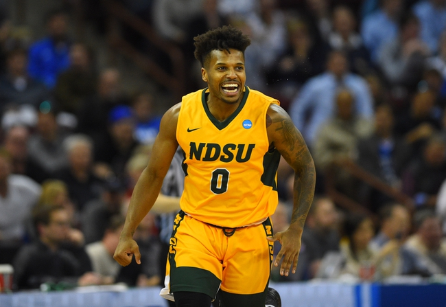 North Dakota State vs. Oral Roberts - 2/8/20 College Basketball Pick, Odds, and Prediction