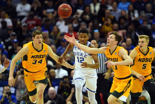 North Dakota State vs Nevada College Basketball Picks, Odds, Predictions 11/25/20