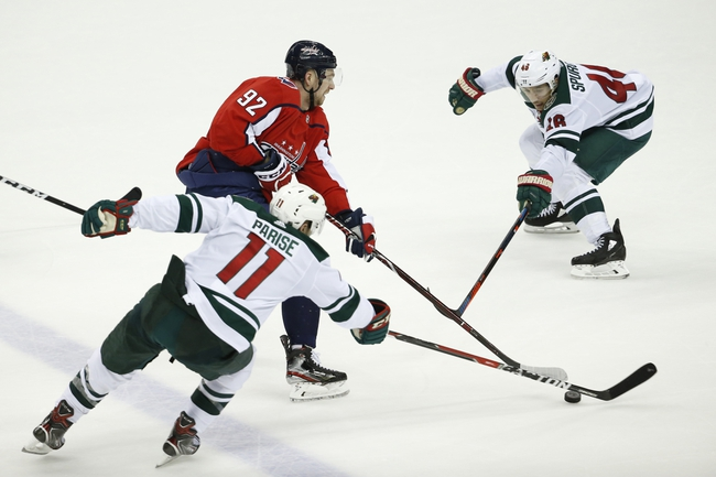 Minnesota Wild vs. Washington Capitals - 3/1/20 NHL Pick, Odds, and Prediction