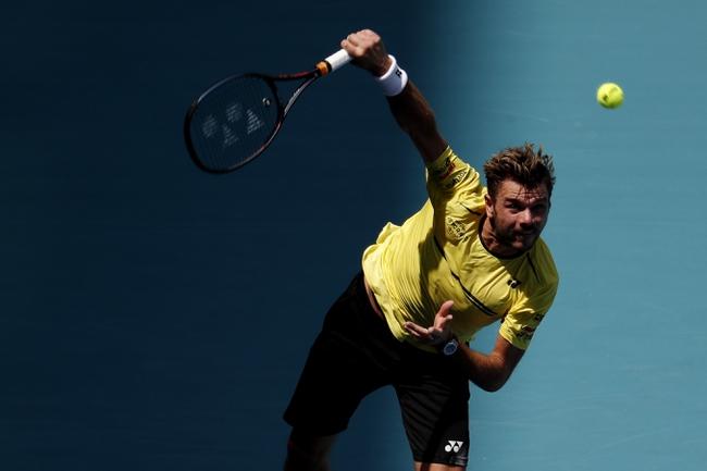 Stan Wawrinka vs. Grigor Dimitrov - 8/5/19 Rogers Cup Tennis Pick, Odds, and Prediction