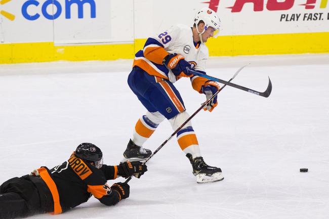 Philadelphia Flyers vs. New York Islanders - 11/16/19 NHL Pick, Odds, and Prediction