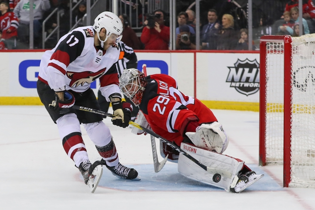 New Jersey Devils vs. Arizona Coyotes - 10/25/19 NHL Pick, Odds, and Prediction
