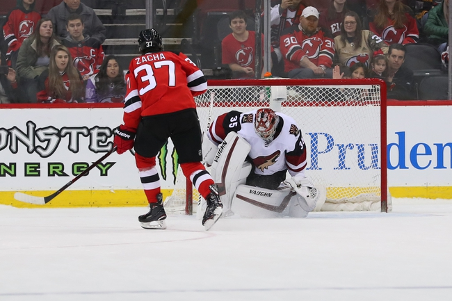 Arizona Coyotes vs. New Jersey Devils - 12/14/19 NHL Pick, Odds, and Prediction