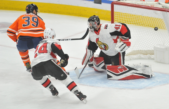 Edmonton Oilers vs. Ottawa Senators - 12/4/19 NHL Pick, Odds, and Prediction