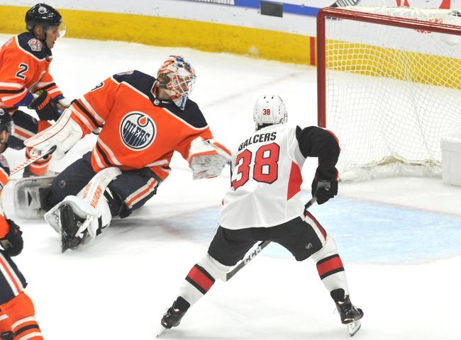 Edmonton Oilers vs. Ottawa Senators - 12/4/19 NHL Pick, Odds, and Prediction