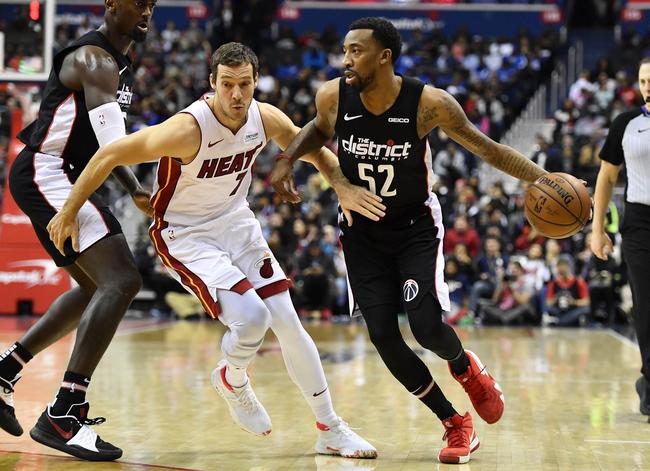 Miami Heat vs. Washington Wizards - 12/6/19 NBA Pick, Odds, and Prediction
