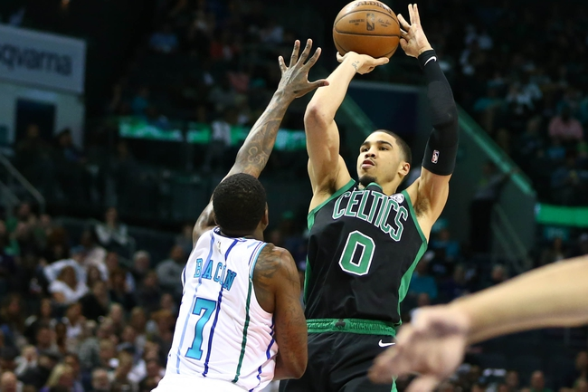 Boston Celtics vs. Charlotte Hornets - 10/6/19 NBA Pick, Odds, and Prediction