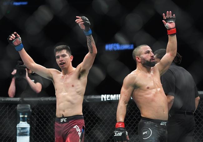 Francisco Trinaldo vs. John Makdessi - 3/14/20 UFC Fight Night 170 Picks and Prediction