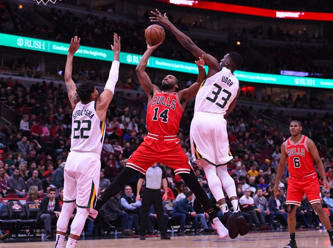 Chicago Bulls vs. Utah Jazz - 1/2/20 NBA Pick, Odds & Prediction