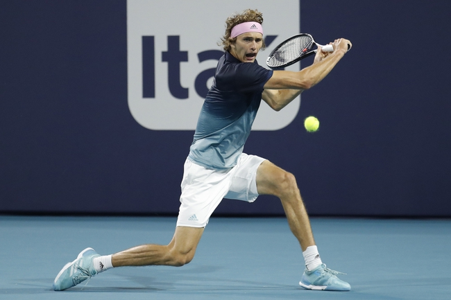 Alexander Zverev vs. Stan Wawrinka - 1/29/20 Australian Open Tennis Pick, Odds & Prediction