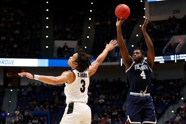 Villanova vs. Butler - 1/21/20 College Basketball Pick, Odds, and Prediction