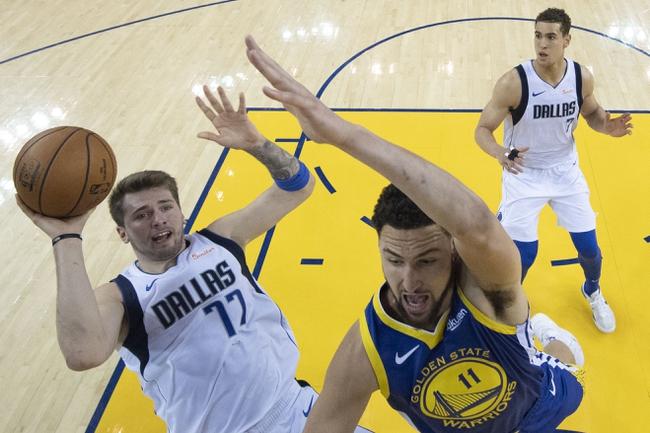 Dallas Mavericks vs. Golden State Warriors - 11/20/19 NBA Pick, Odds, and Prediction