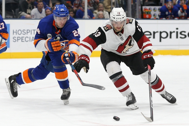 Arizona Coyotes vs. New York Islanders - 2/17/20 NHL Pick, Odds, and Prediction