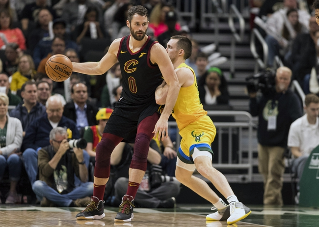 Milwaukee Bucks vs. Cleveland Cavaliers - 10/28/19 NBA Pick, Odds, and Prediction