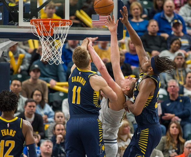 Indiana Pacers vs. Denver Nuggets - 1/2/20 NBA Pick, Odds, and Prediction
