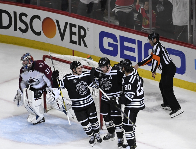Chicago Blackhawks vs. Colorado Avalanche - 11/29/19 NHL Pick, Odds, and Prediction