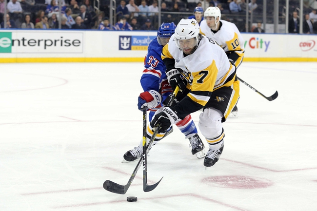 New York Rangers vs. Pittsburgh Penguins - 11/12/19 NHL Pick, Odds, and Prediction