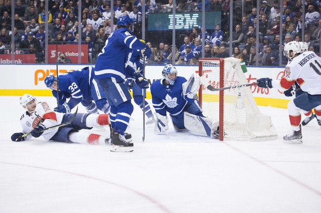 Florida Panthers vs. Toronto Maple Leafs - 1/12/20 NHL Pick, Odds, and Prediction