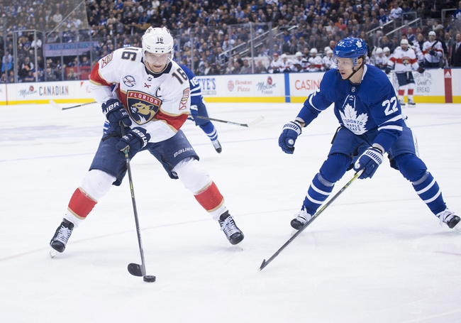 Florida Panthers vs. Toronto Maple Leafs - 1/12/20 NHL Pick, Odds & Prediction