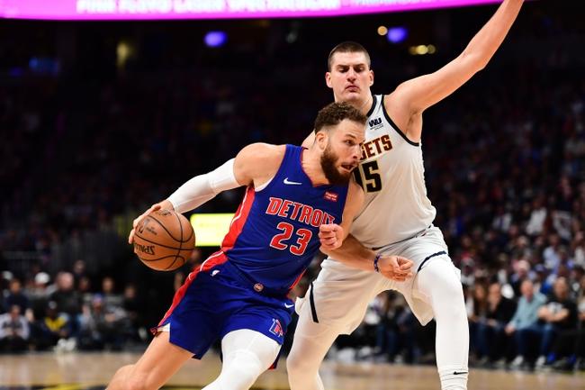 Detroit Pistons vs. Denver Nuggets - 2/2/20 NBA Pick, Odds & Prediction