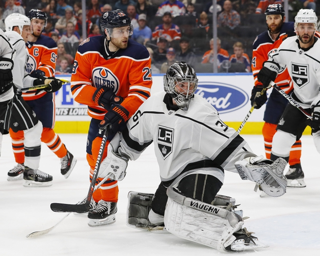 Edmonton Oilers vs. Los Angeles Kings - 10/5/19 NHL Pick, Odds, and Prediction