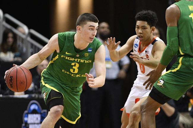 Oregon vs. Fresno State - 11/5/19 College Basketball Pick, Odds, and Prediction