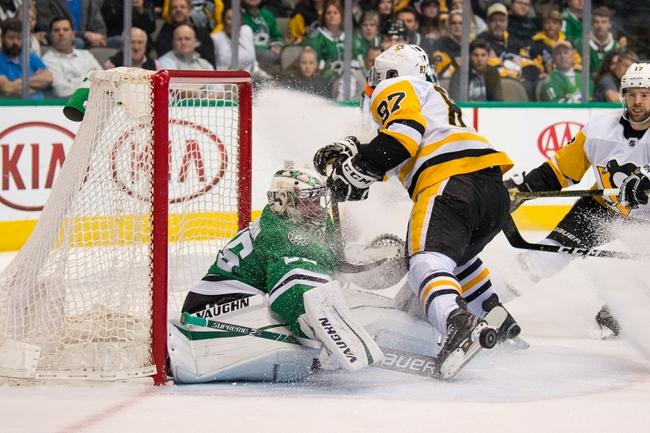 Pittsburgh Penguins vs. Dallas Stars - 10/18/19 NHL Pick, Odds, and Prediction