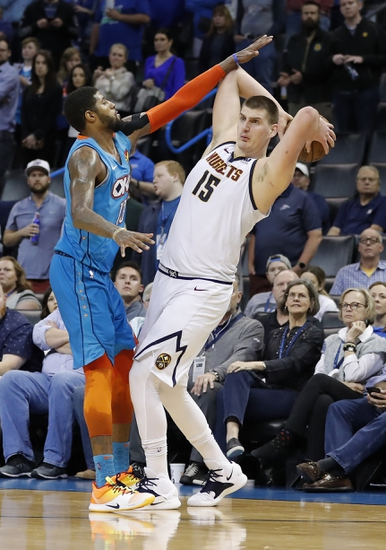 Denver Nuggets vs. Oklahoma City Thunder - 12/14/19 NBA Pick, Odds, and Prediction
