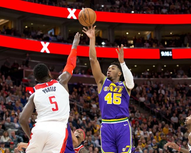 Washington Wizards vs. Utah Jazz - 1/12/20 NBA Pick, Odds & Prediction