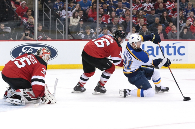 St. Louis Blues vs. New Jersey Devils - 2/18/20 NHL Pick, Odds & Prediction