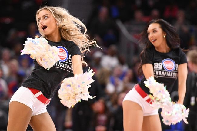 Portland Trail Blazers vs. Detroit Pistons - 2/23/20 NBA Pick, Odds, and Prediction