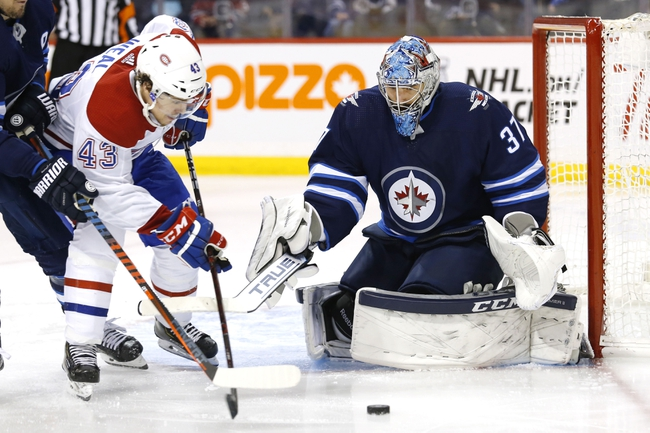 Winnipeg Jets vs. Montreal Canadiens - 12/23/19 NHL Pick, Odds, and Prediction