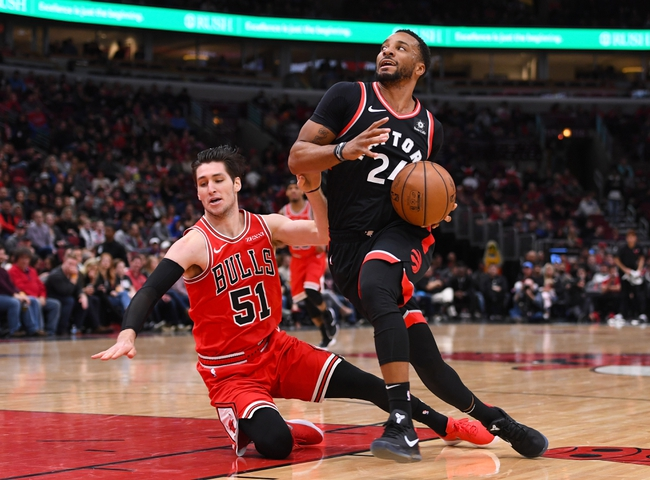 Toronto Raptors vs. Chicago Bulls - 10/13/19 NBA Pick, Odds, and Prediction