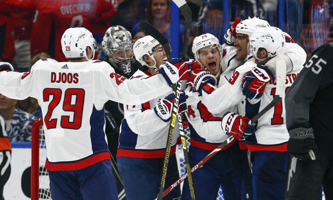 Washington Capitals vs. Tampa Bay Lightning - 11/29/19 NHL Pick, Odds, and Prediction