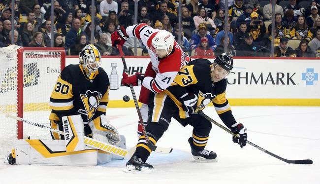 Pittsburgh Penguins vs. Carolina Hurricanes - 3/8/20 NHL Pick, Odds, and Prediction
