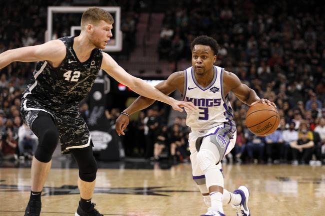 San Antonio Spurs vs. Sacramento Kings - 12/6/19 NBA Pick, Odds, and Prediction