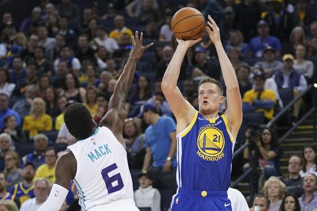 Golden State Warriors vs. Charlotte Hornets - 11/2/19 NBA Pick, Odds, and Prediction
