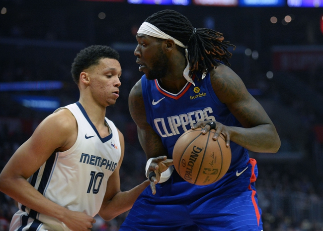Memphis Grizzlies vs. L.A. Clippers - 11/27/19 NBA Pick, Odds, and Prediction