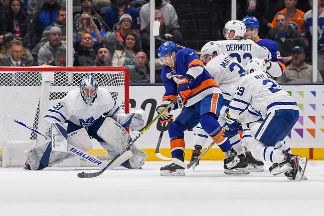 New York Islanders vs. Toronto Maple Leafs - 11/13/19 NHL Pick, Odds, and Prediction